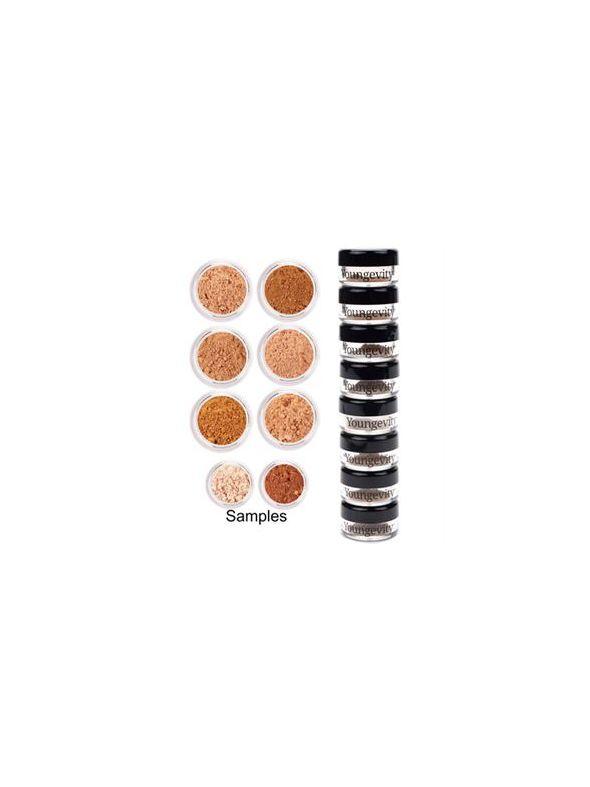 Mineral Makeup Sample Tower - Medium