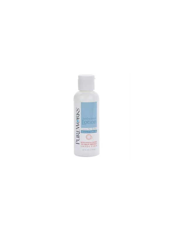4oz Antibacterial Lotion