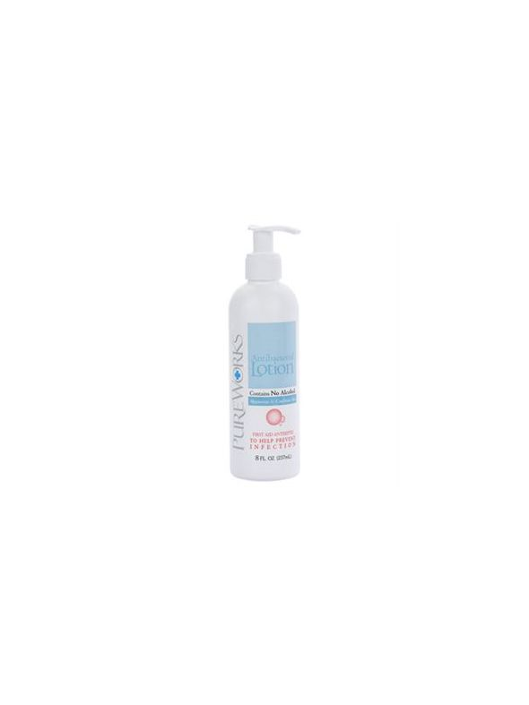 8oz Antibacterial Lotion