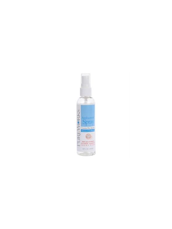 4oz Antibacterial Skin Spray