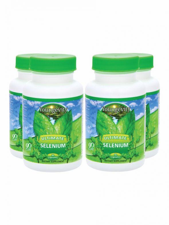 Ultimate Selenium™ - 90 capsules (4 Pack)