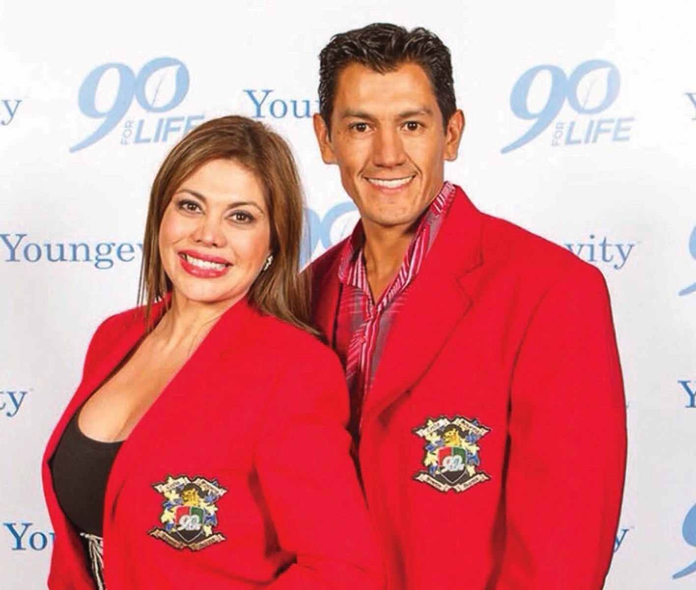Juan Carlos Flores Marquez & Lily Carrillo